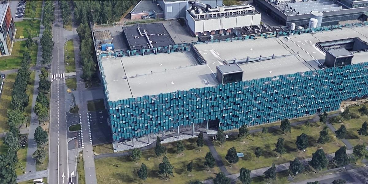 """Nieuwbouw realisatie """"de Plint"""" High Tech Campus te Eindhoven"""