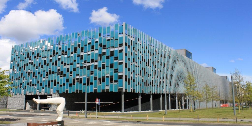 """Nieuwbouw realisatie """"de Plint"""" High Tech Campus Eindhoven"""