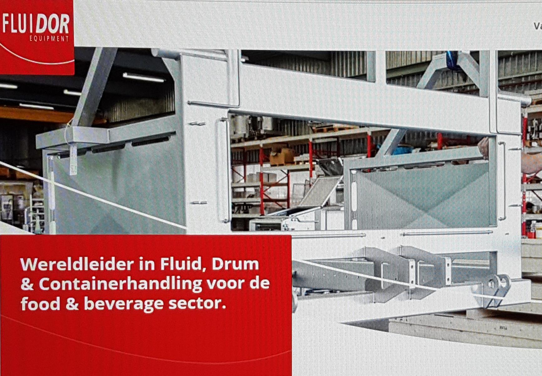 Nieuwbouw Fuidor Equipment Raamdonksveer