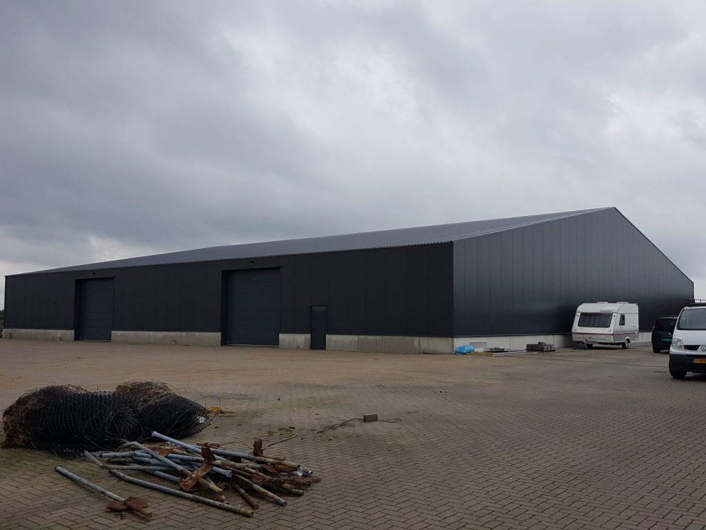 Nieuwbouw Autobedrijf Bal Oud Vossemeer