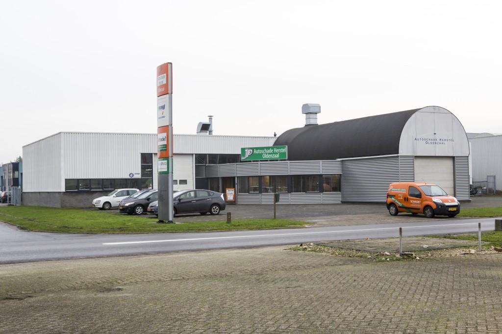 Renovatie Autoschade Hertsel Oldenzaal